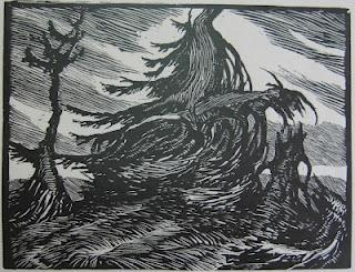The rise and fall of the Expressionist woodcut