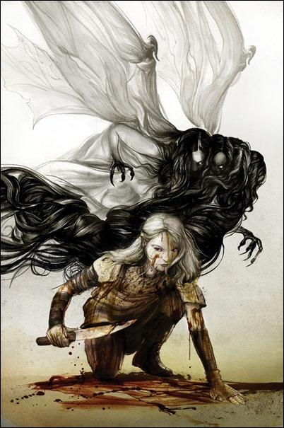 Alabaster: Wolves #1 cover