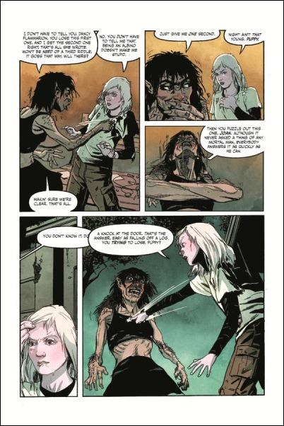 Alabaster: Wolves #1 preview 4