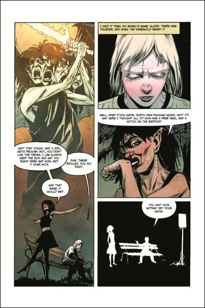 Alabaster: Wolves #1 preview 3