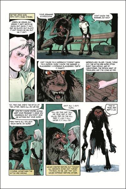 Alabaster: Wolves #1 preview 5