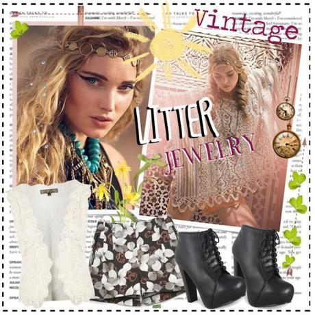 LITTER Vintage Jewelry Designs