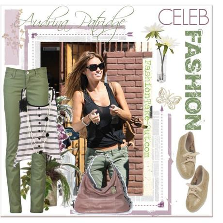 Celeb Fashion: Audrina Patridge