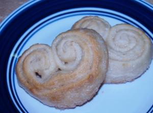 Easy Easter Palmiers