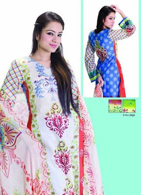 Sitara Textile Cotton Queen Exclusive Lawn Collection 2012 With C