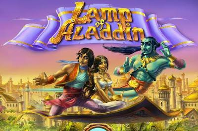 Lamp of Aladdin