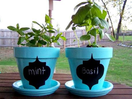 Moroccan Herb Pot DIY {Re-Post}