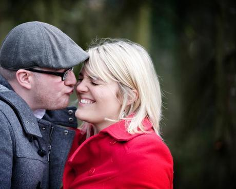 Tory and Jamie at Vickerstaff Photography