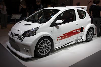2010 Toyota Aygo Crazy Concept photo - 3
