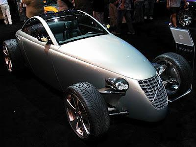 2005 Volvo T6 Roadster Concept