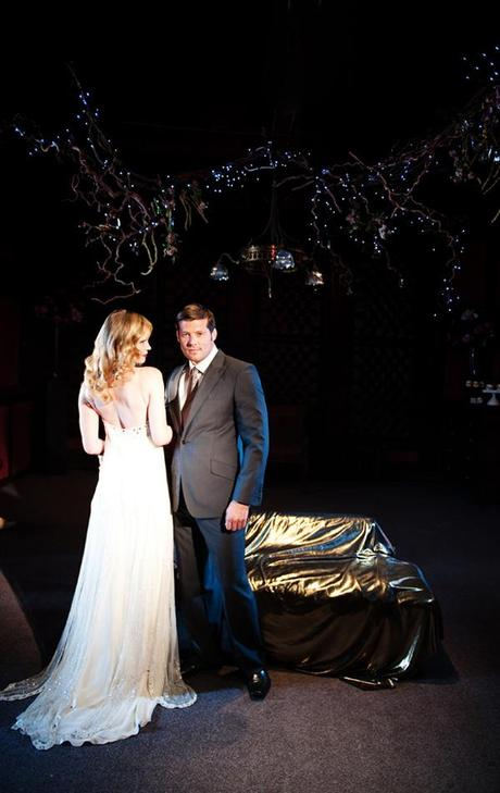 Post-wedding experience: be Hollywood stars for a day