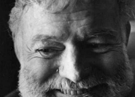 Hemingway kills cat, cries; literary establishment rocked
