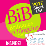 """Pick Me"" Short listed In 2 BIBS Awards"