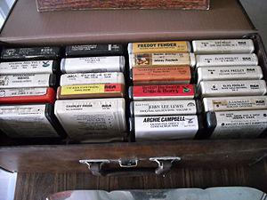8 track tapes - remember these?