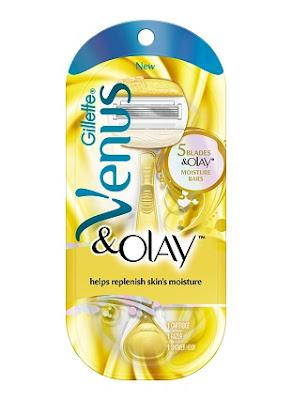 Review: Venus & Olay Razor