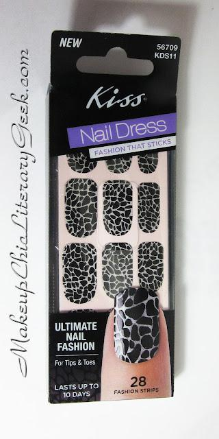 Spotlight: Kiss Nail Dress