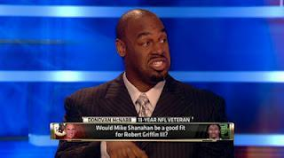 Donovan McNabb's Comments About the Washington Redskins and Mike Shanahan Were Totally Justified
