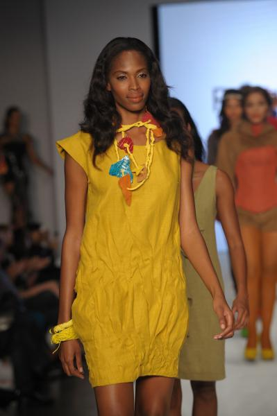 Miami Beach International Fashion Week……. Day Deux