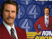 Burgundy Announces Return Anchorman!