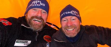 North Pole 2012: Norwegians Call Off Expedition To The Pole