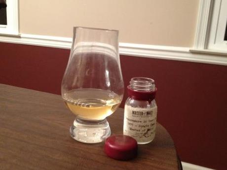 Whisky Review – Cragganmore 20 Year Old 1991 Single Cask