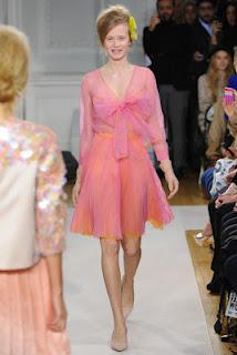 Moschino Cheap and Chic Fall 2012 RTW Collection