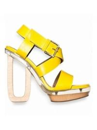 Jill Stuart Spring 2012 Shoe Collection
