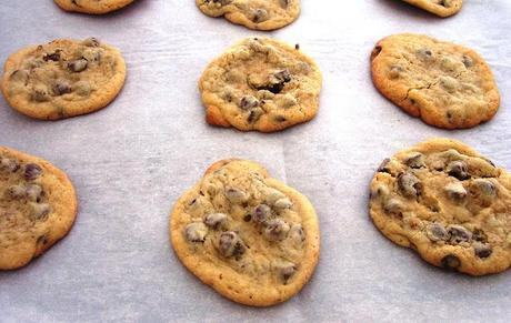 Chocolate Chip Cookies Take 5 & a Blogger Award!