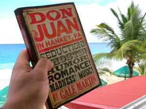 where in the world is DON JUAN? he could be in your palm by noon today