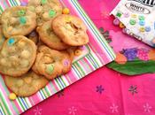 White Chocolate M&M; Macadamia Cookies Blogger Award!
