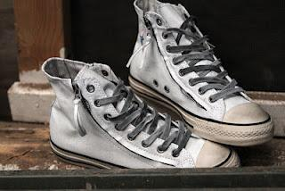 Recipe for Downtown Flava: Converse by John Varvatos Double Zip