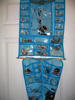 Clutter Control #5: Organize Your Jewelry