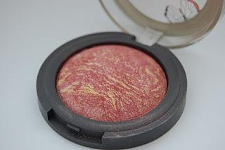 Review: Accessorize Baked Blusher