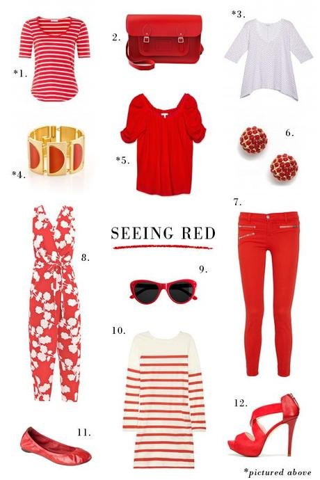 SEEING RED // Wanting More