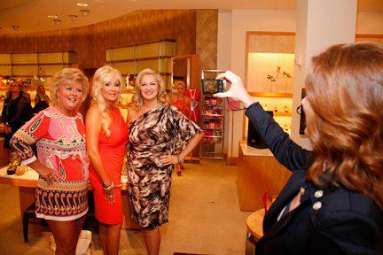 Caught in the Act at Stiletto Strut at Neiman Marcus Willowbend