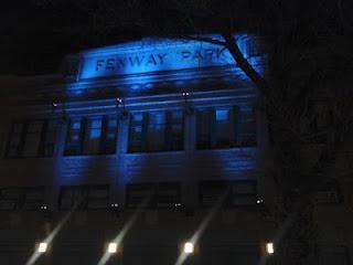 Blue Fenway