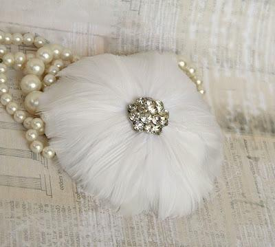 Whats New at FancieStrands in Bridal Hair Pieces