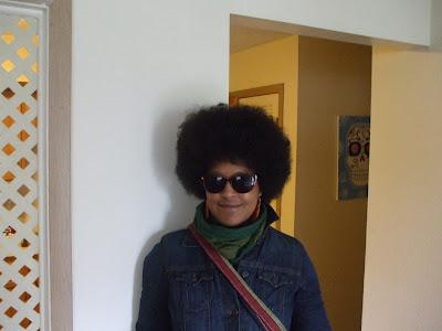 Fro'd out Gallery entry | Charish