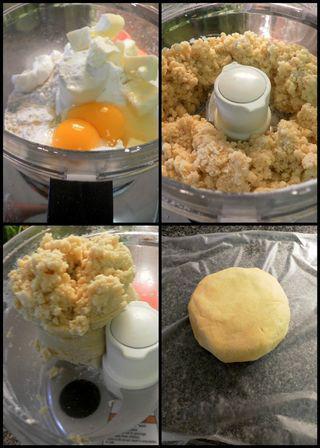 Pie crust collage