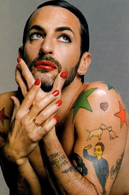 Marc Jacobs to release Cosmetics Line