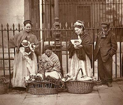 Victorian London Captured On Camera In The 1870s