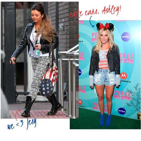 celeb style little mix