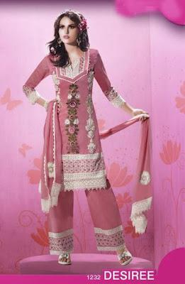 Stylish Baby Doll Dresses Collection 2012