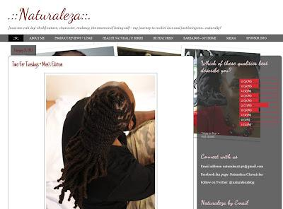Loc'd and Lovely | Tasha AKA Natz of Naturaleza Blog