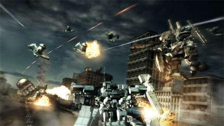 S&S; Review: Armored Core V