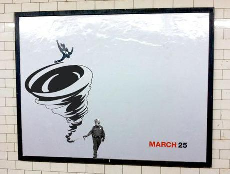Mad Men posters invites graffiti artists to mashup ad graphics