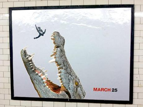 Everyone knows alligators live in the New York sewers.