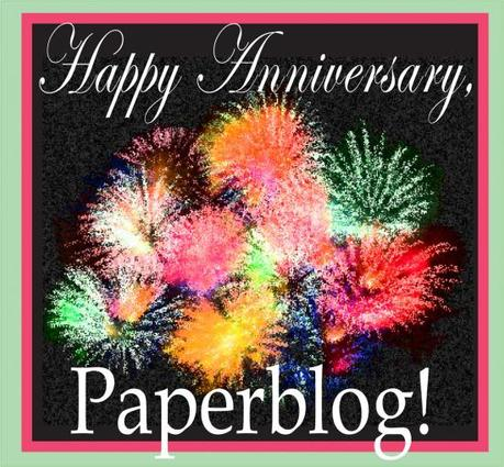 Happy Anniversary, Paperblog: The Essence of Community