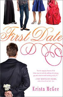Book Review: First Date by Krista McGee