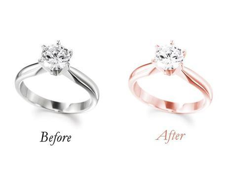 The Romance in RUBEDO – A Blushing New Metal Created by Tiffany's